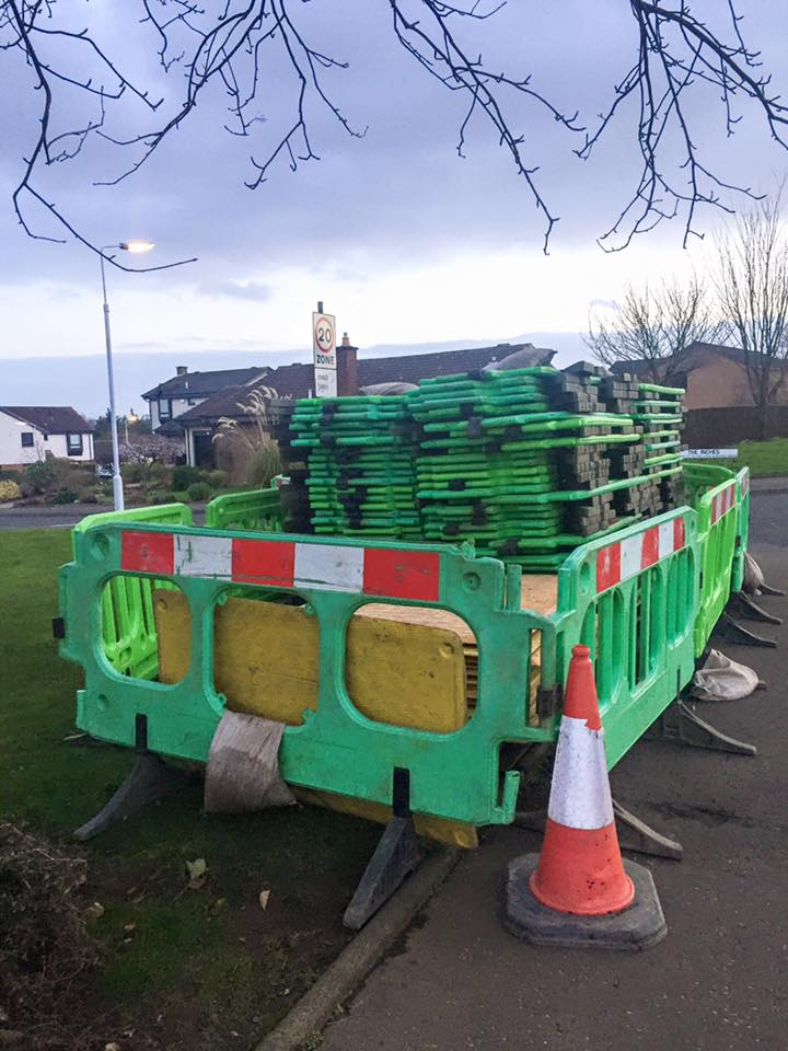 Dalgety Bay Cable INstallation